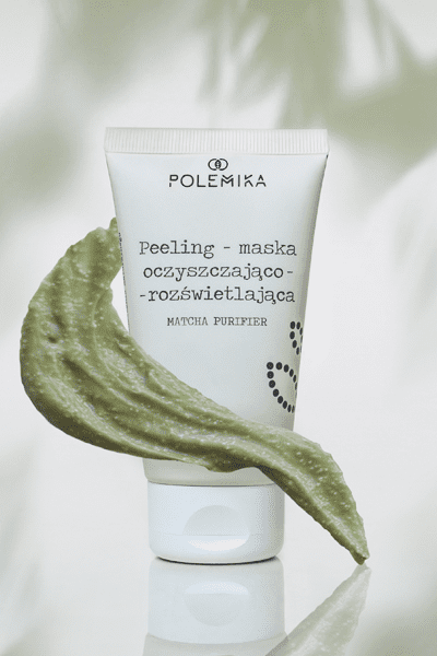 Peeling Maska Matcha Purifier