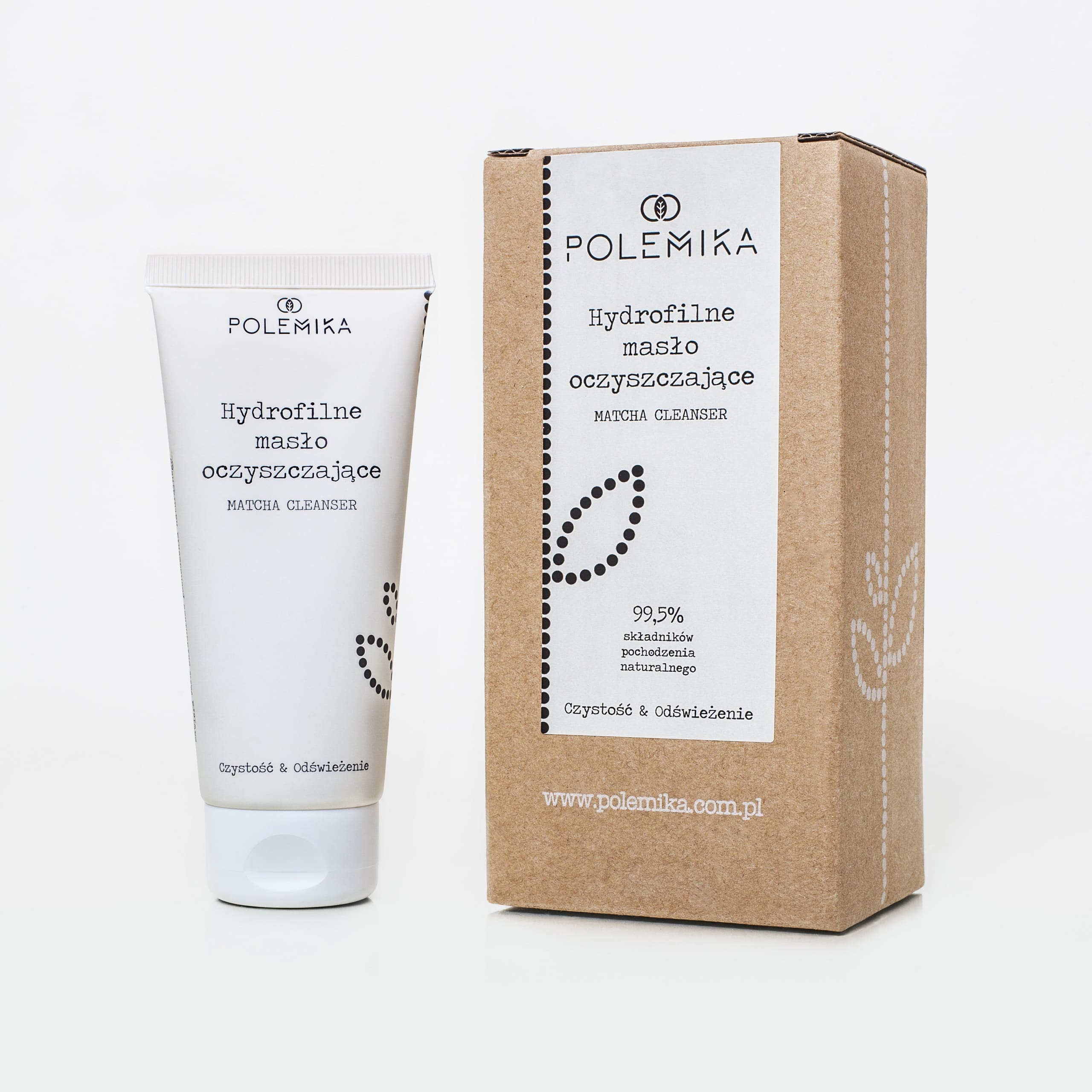 Product - hyrdophilic cleansing butter Polemika
