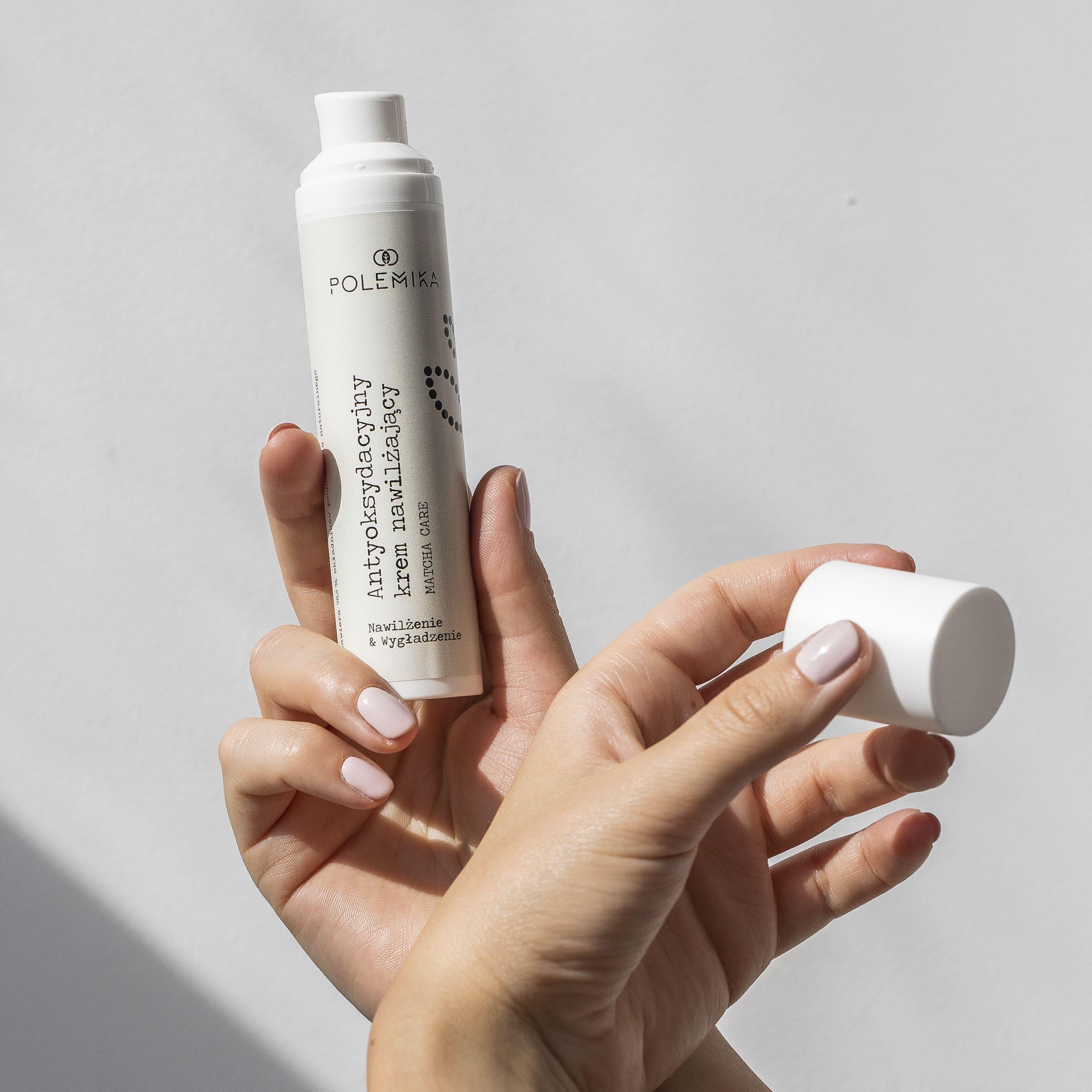 Product - antioxidant moisturising cream Polemika