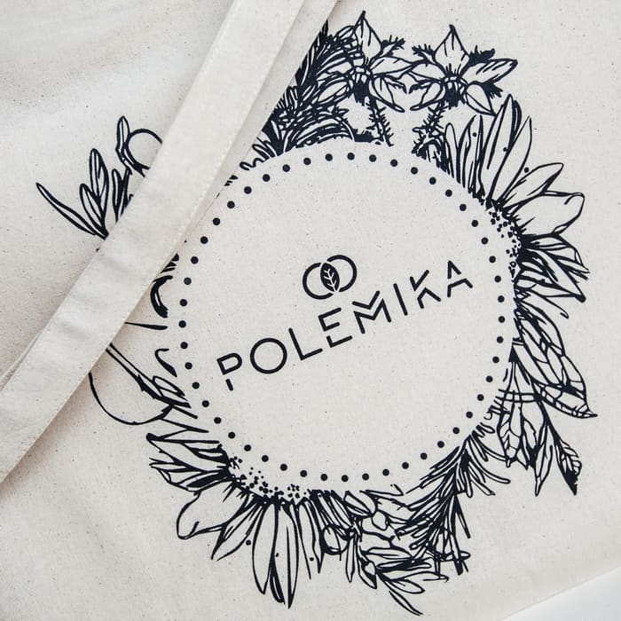 Product - eco cotton shopping bag Polemika