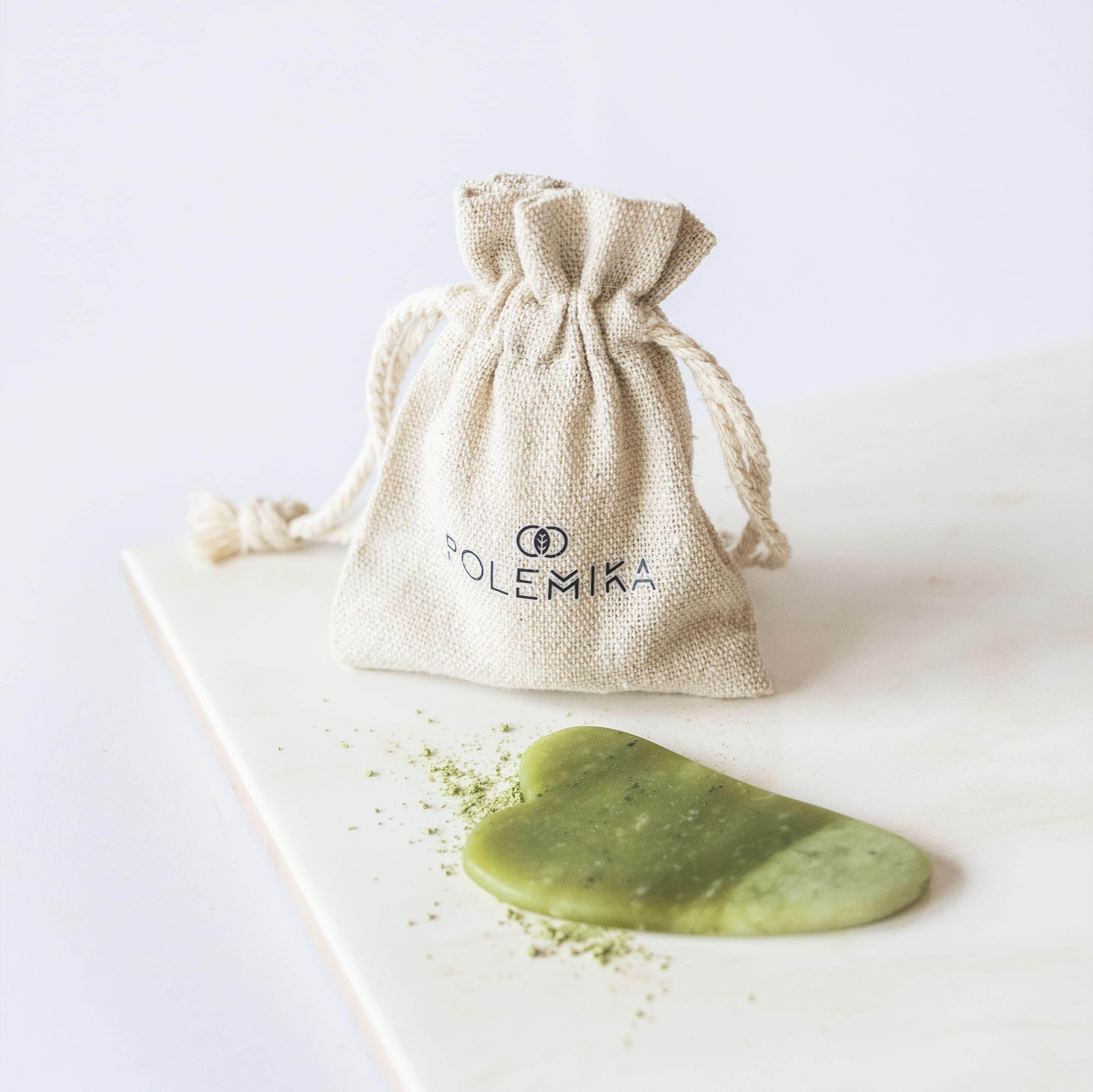Masaż płytka jadeitowa Polemika